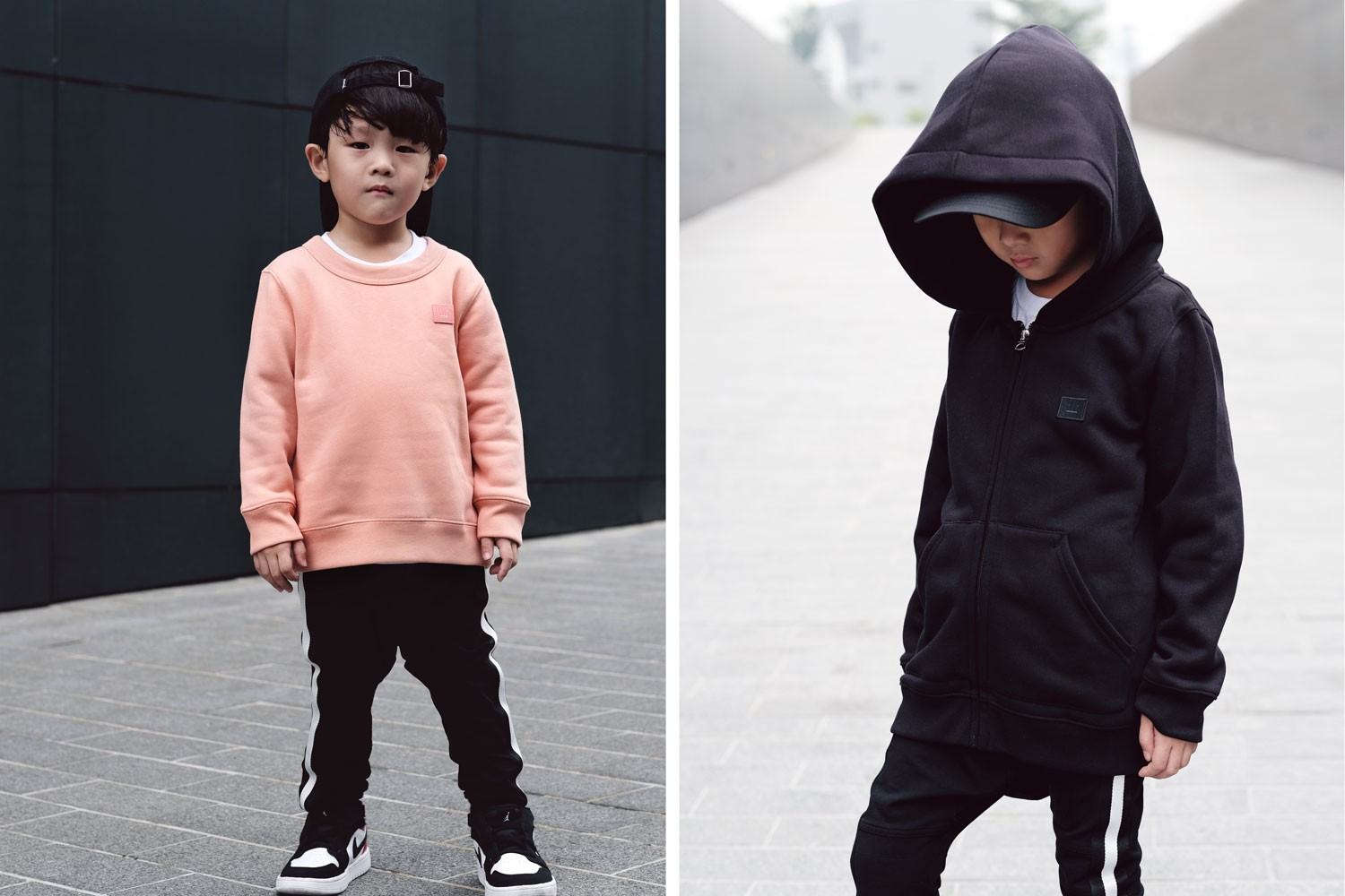 Acne Studios FAMT Undercover Kids