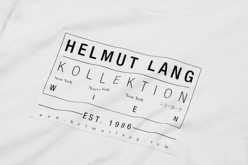 New Arrivals: Helmut Lang Spring/Summer 2019 Collection
