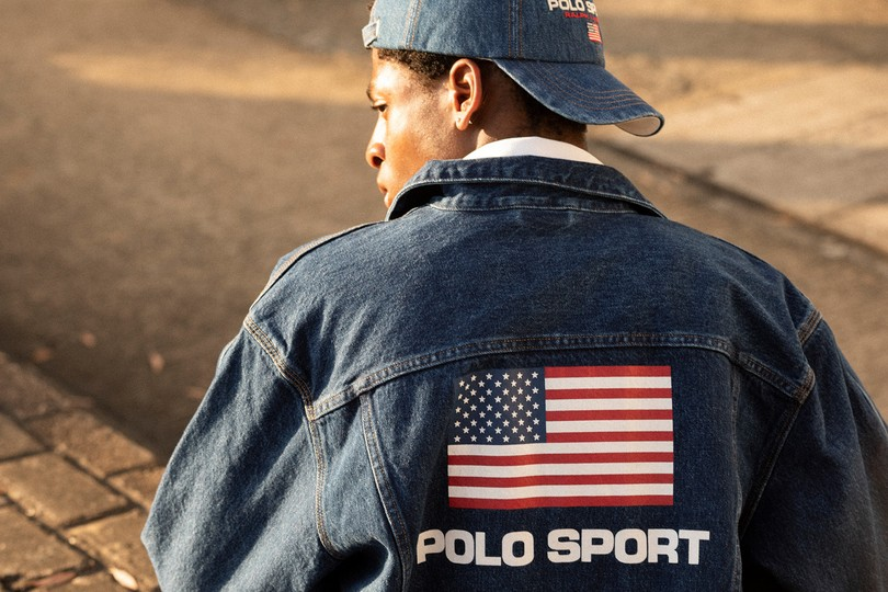 Special Release: The Polo Sport Silver and Denim Collection
