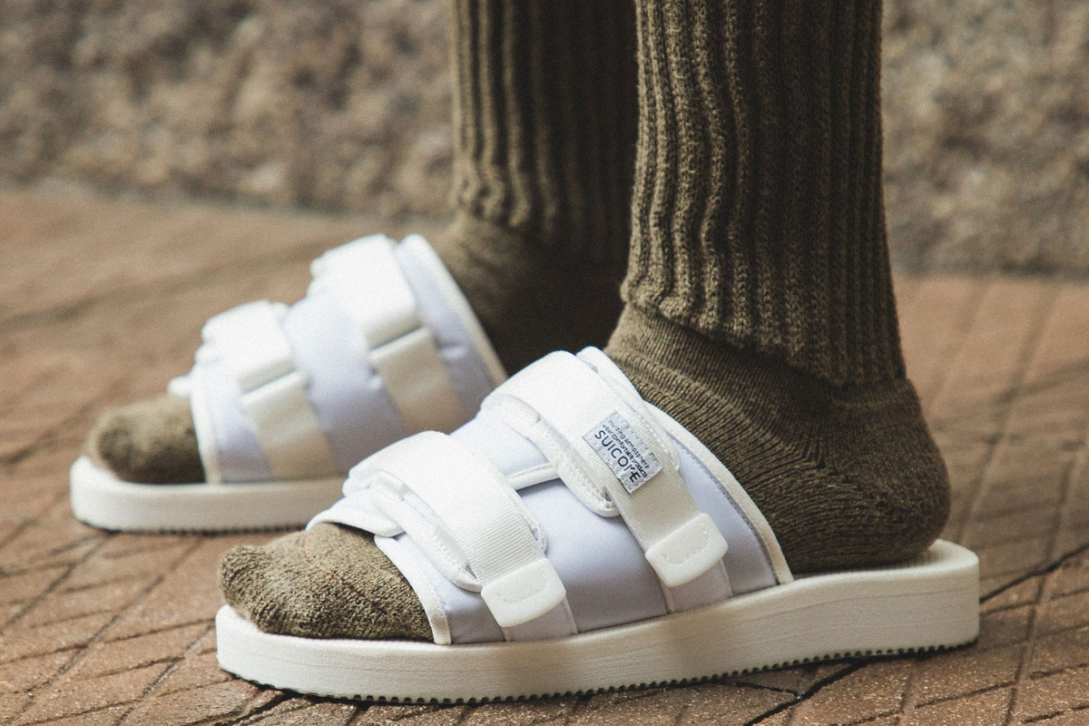 New Arrivals: Suicoke Spring/Summer 2019 Collection