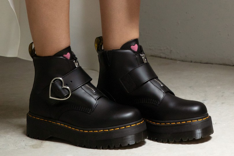 Special Release: Dr. Martens x Lazy Oaf