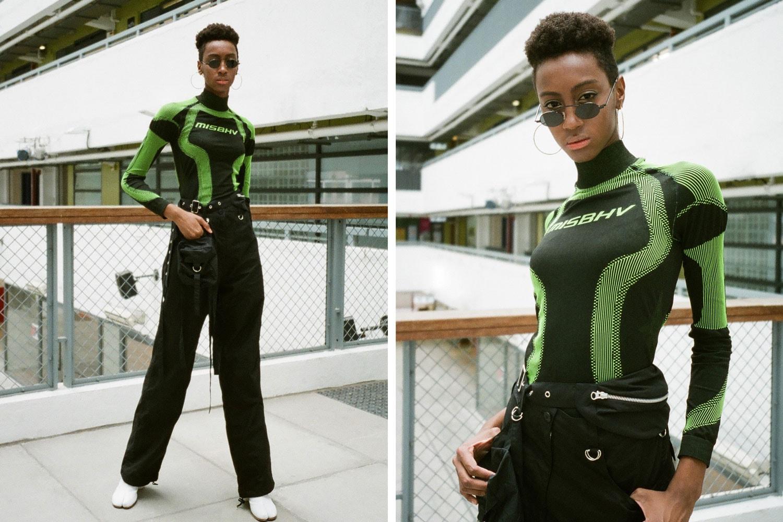 2019 Womens winter Fashion, MISBHV
