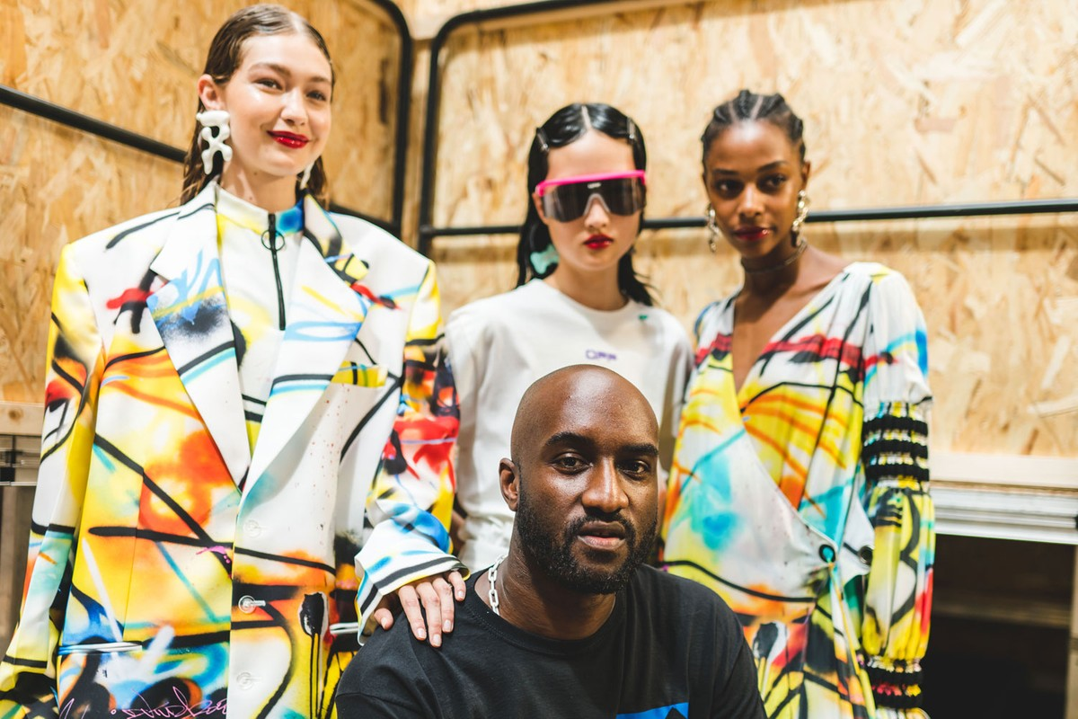 PFW Style Report: Off-White™ SS20 Collection