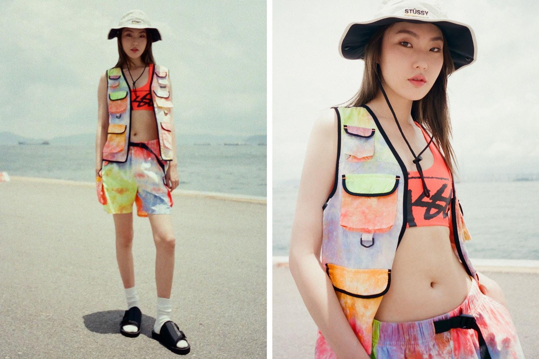 2019 womens street fashion stussy
