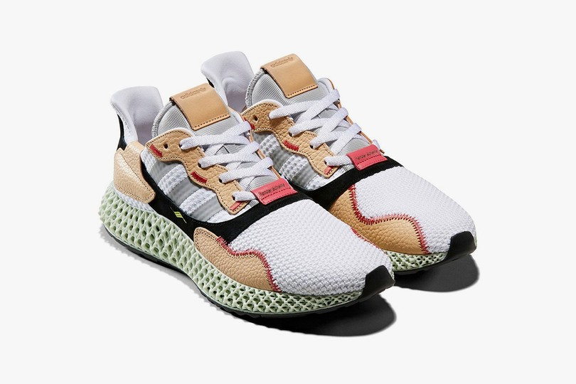 Coming Soon: adidas Originals x Hender Scheme ZX 4000 4D