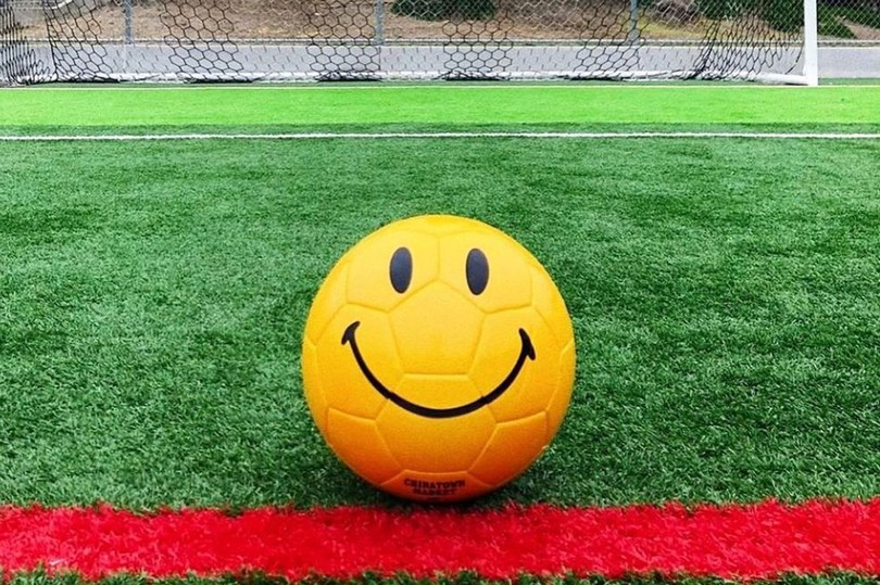 Special Release: Chinatown Market Smiley Soccer Ball