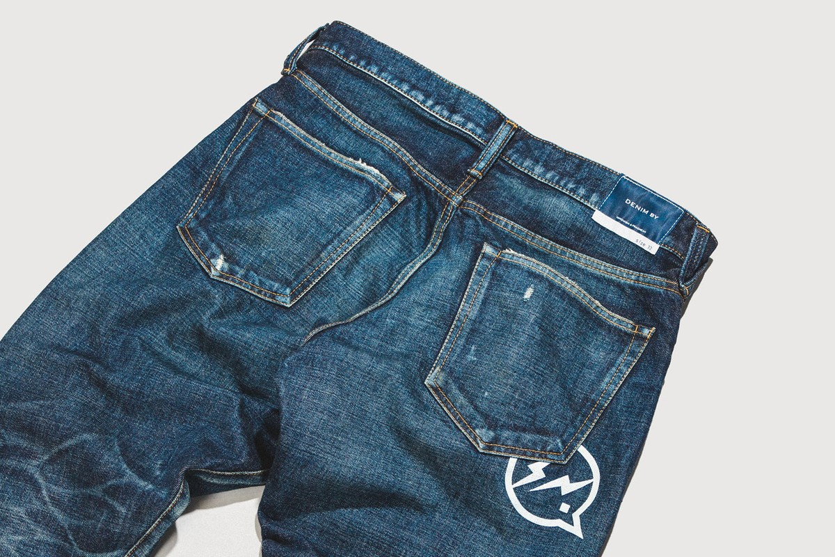 New Deliveries: Denim by Vanquish and Fragment Spring/Summer 2019 Collection