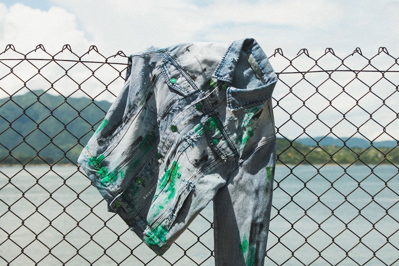 Exclusive Release: GEO Custom Denim Jacket