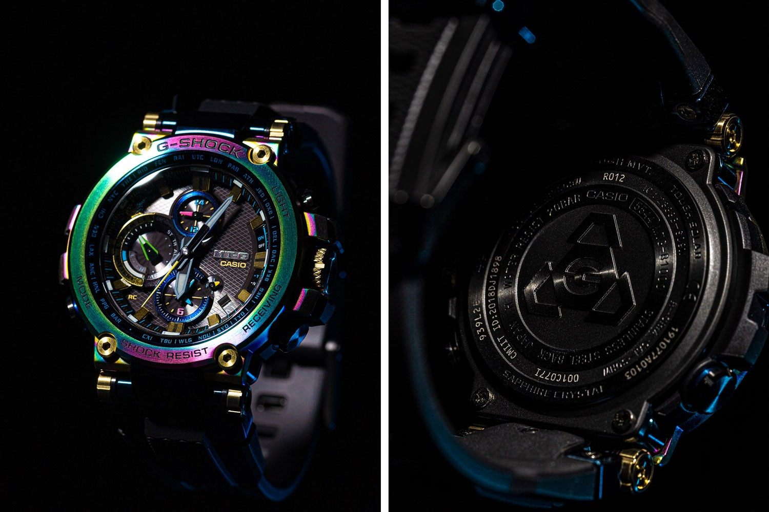 Casio G-SHOCK MT-G 2019 Mens Baselworld Limited