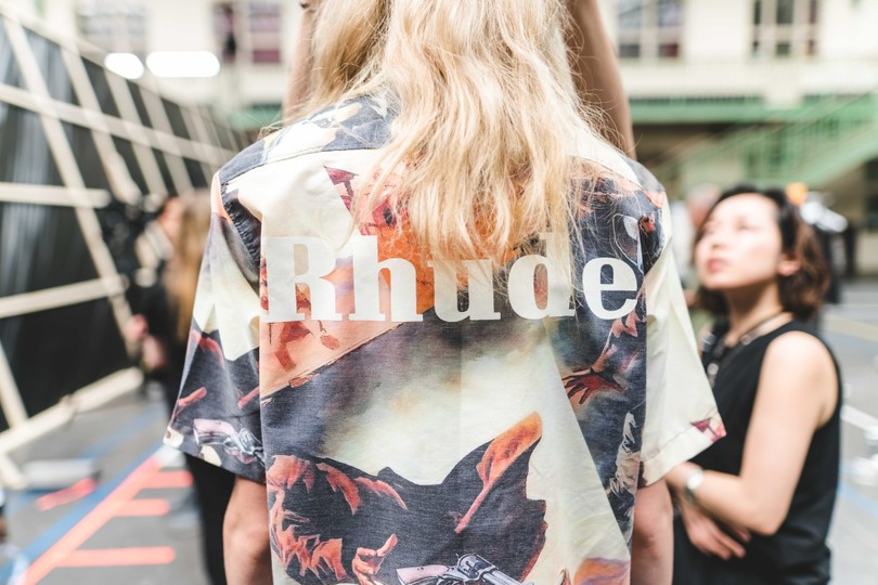 Paris Fashion Week: Rhude Spring/Summer 2020 Collection
