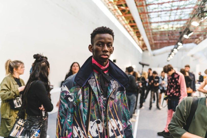 Paris Fashion Week: Sacai Spring/Summer 2020 Collection