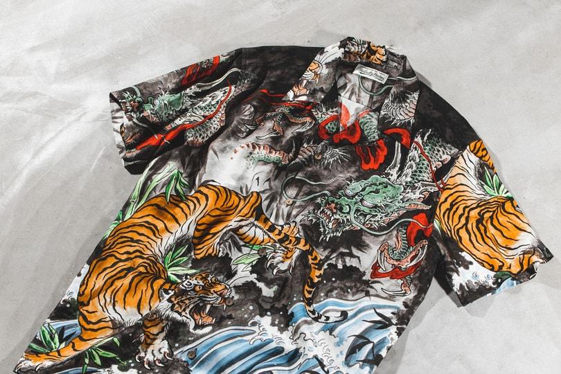 New Deliveries: Wacko Maria Hawaiian Shirt
