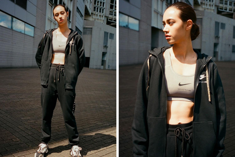 Womens fashion streetwear 1017 ALYX 9SM nike