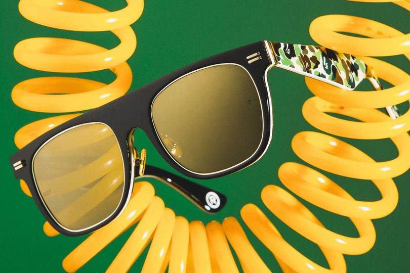 Coming Soon: BAPE® x RETROSUPERFUTURE Eyewear