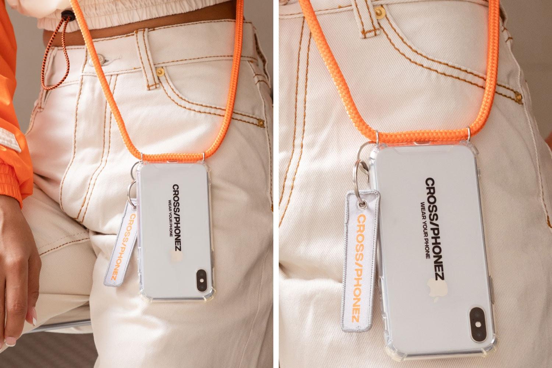 2019 womens fashion accessories CROSS/PHONEZ