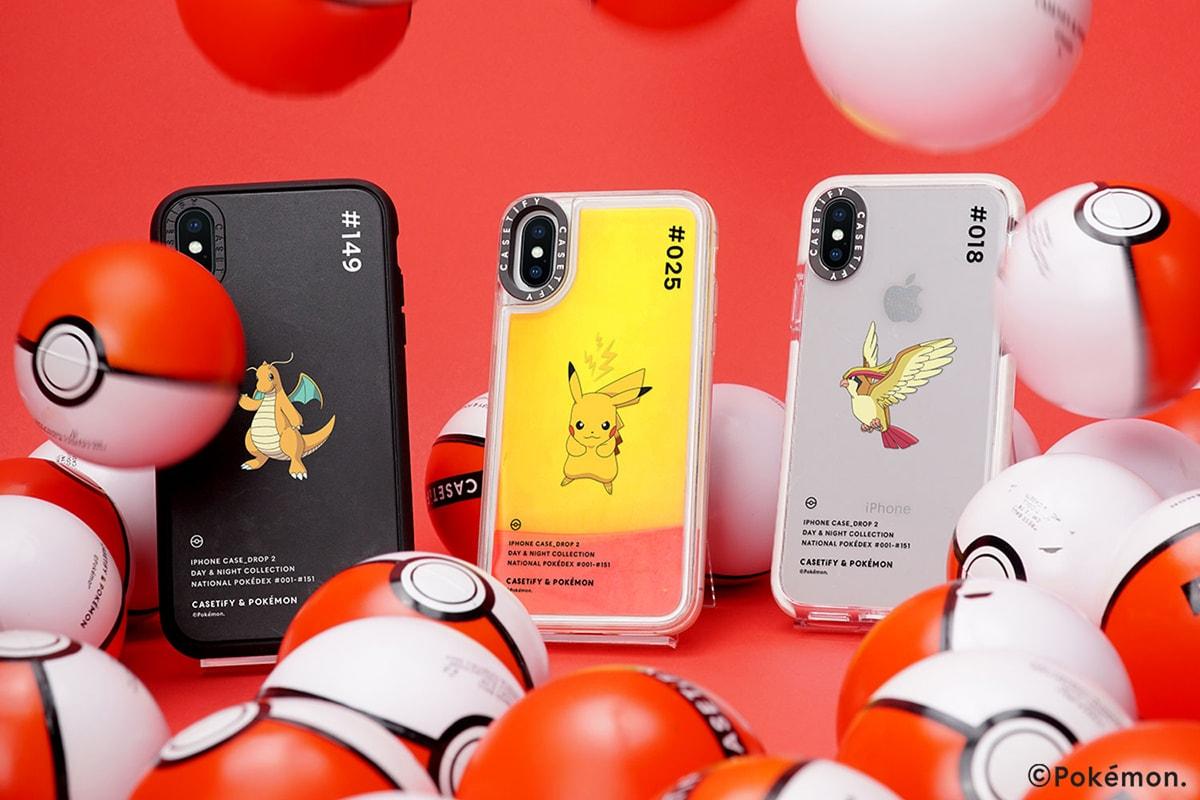 "Coming Soon: CASETiFY x  The Pokémon Company ""Pokédex"" Collection"
