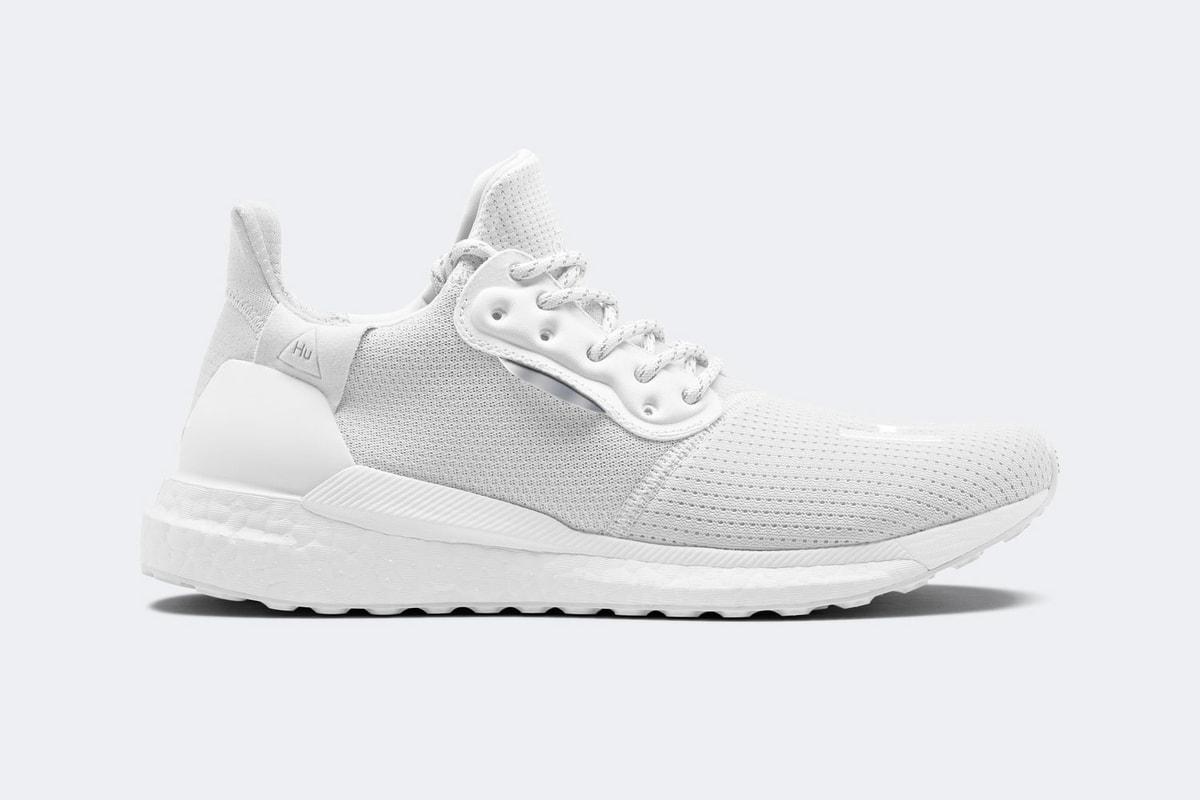 Coming Soon: adidas by Pharrell Williams SolarHu Greyscale