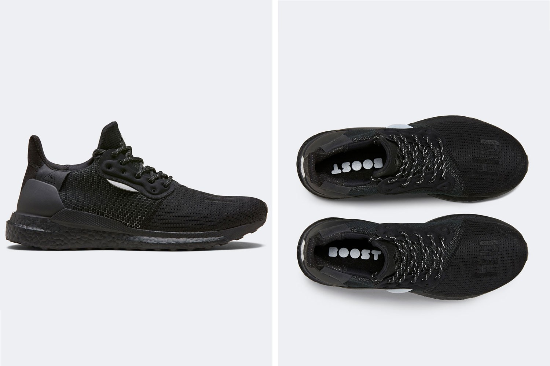 Adidas Pharrell Williams Solarhu Sneakers Mens