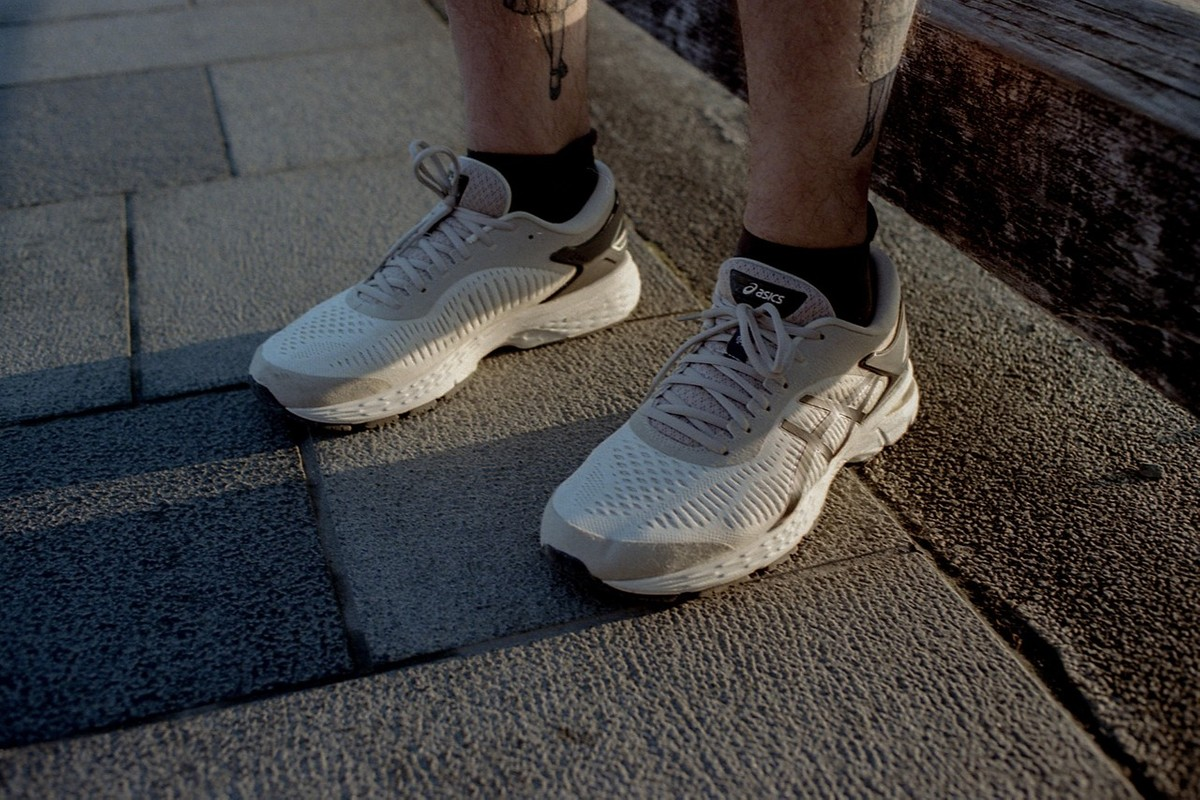 Special Release: Reigning Champ x ASICS Collaboration