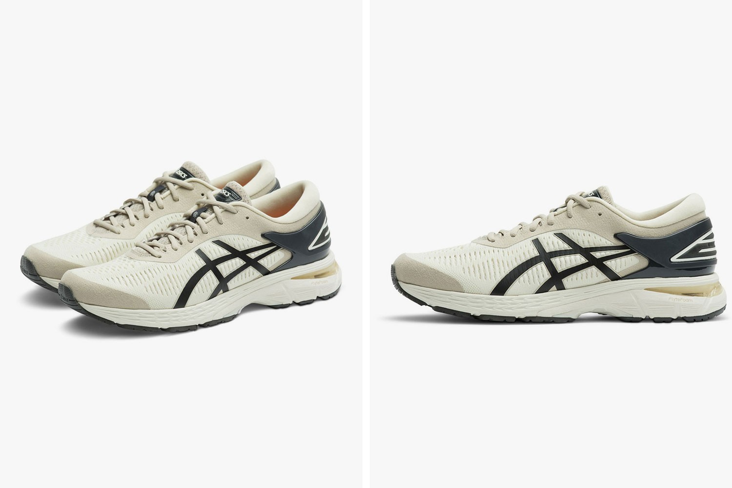 Reigning Champ x ASICS Sneaker Mens Fashion