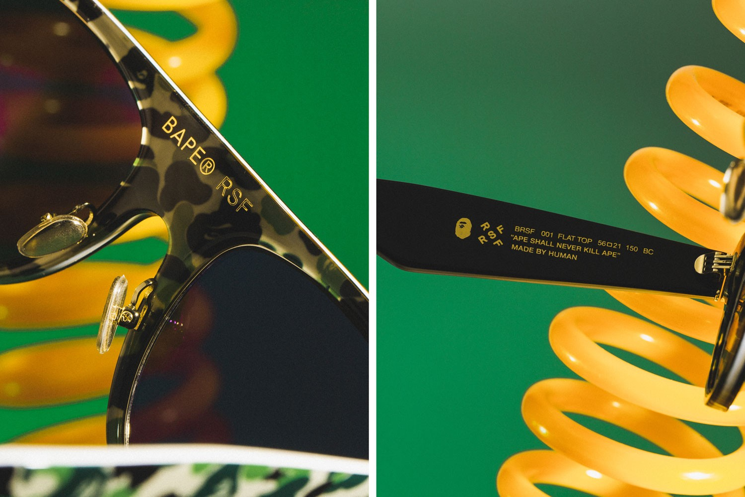 Retrosuperfuture BAPE Sunglasses