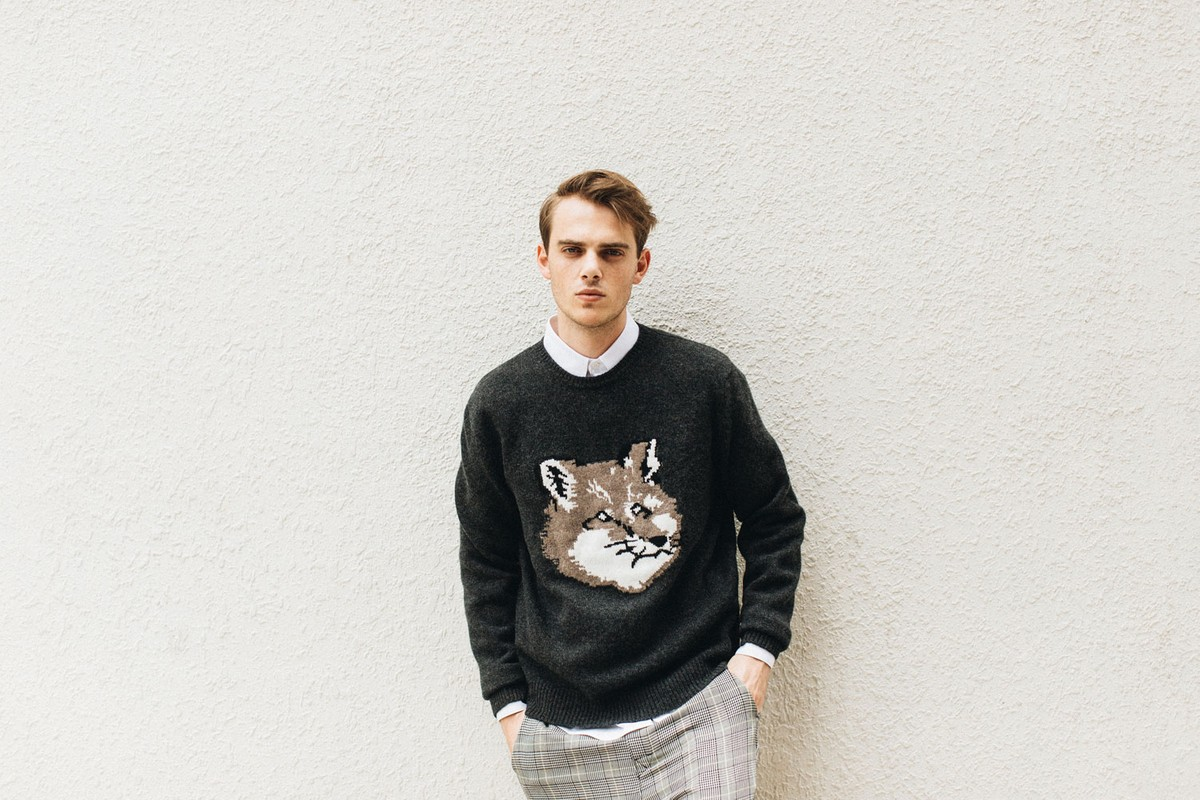 New Deliveries: Maison Kitsune Fall/Winter 2019 Collection