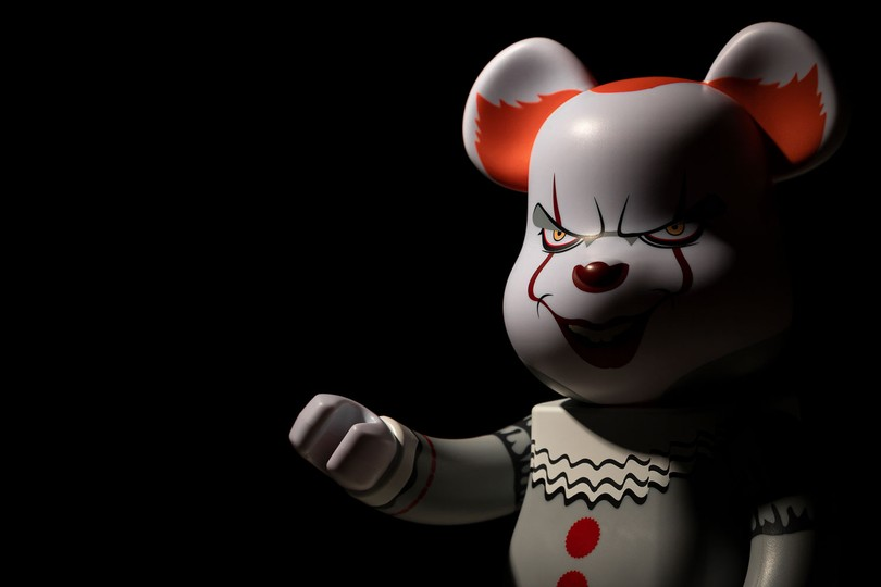 Special Release: 400% Pennywise Be@rbrick by Medicom Toy