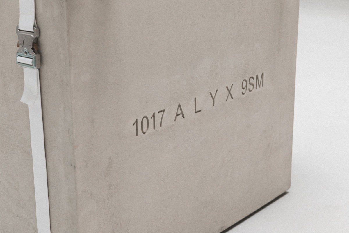 Paris Fashion Week: Behind the Scenes at 1017 ALYX 9SM