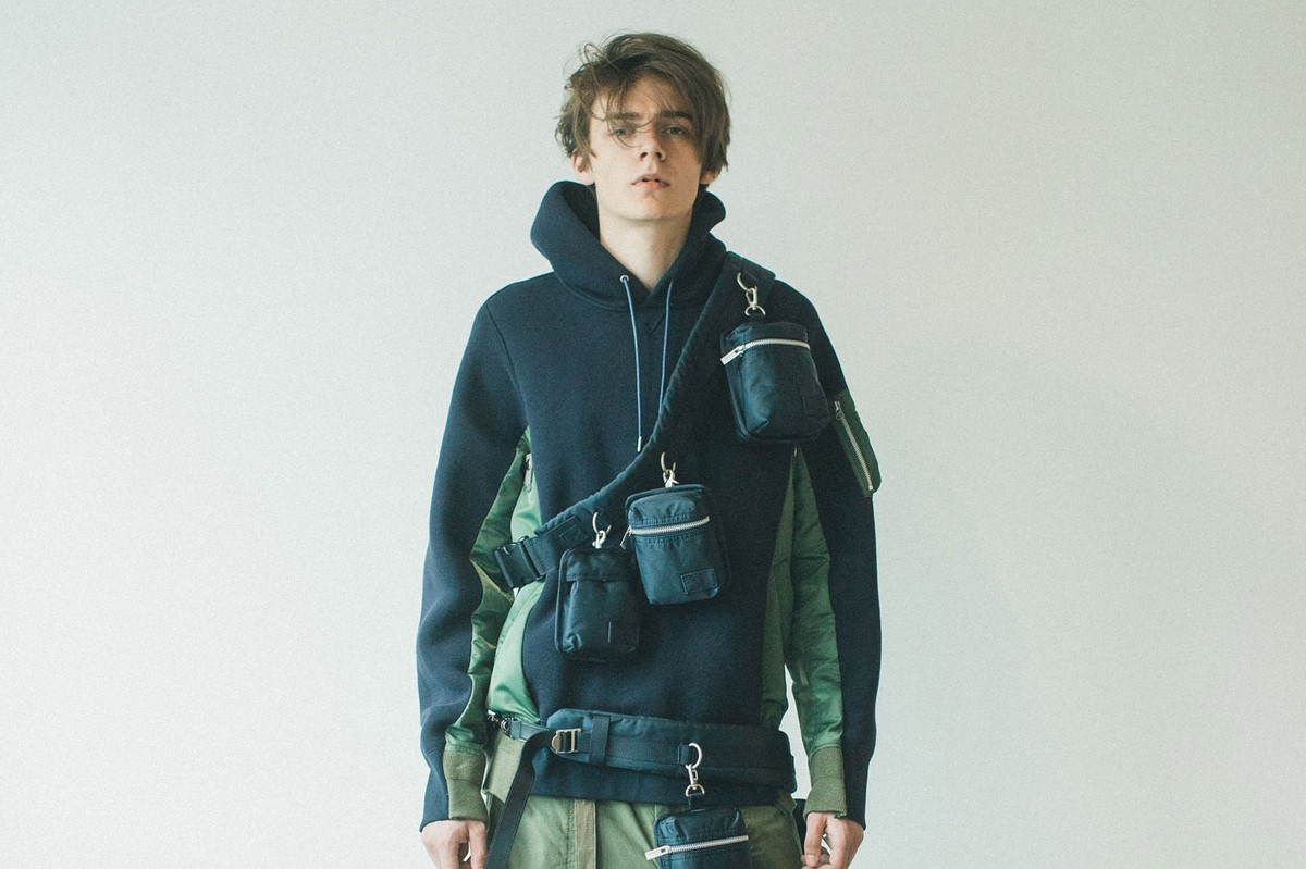 New Arrivals: Sacai Fall/Winter 2019 Collection