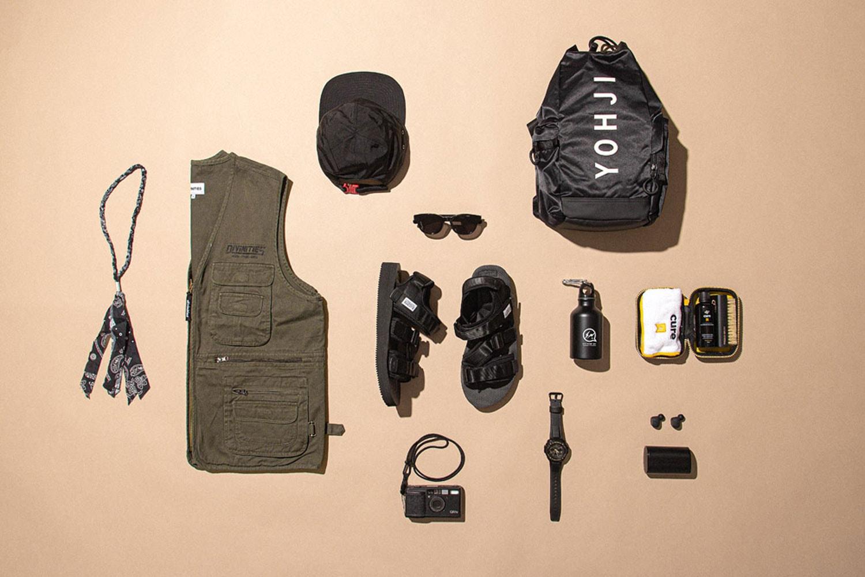 Travel Essentials Mens Fashion Accessories