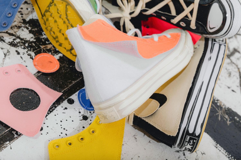2019 womens street fashion converse Joshua Vides
