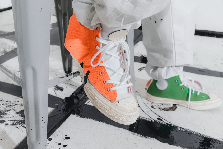 Converse Joshua Vides Chuck 70 Hi Mens Sneaker