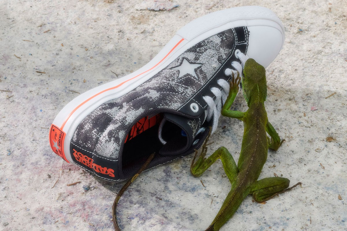 Coming Soon: Converse x Sad Boys One Star Sneaker