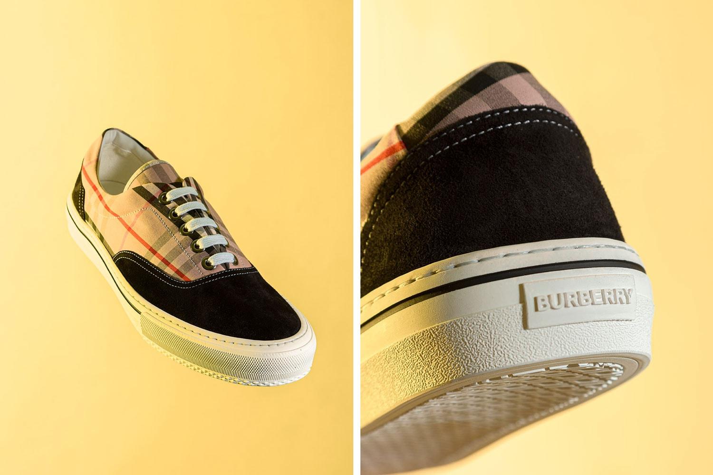 Luxury Sneakers Burberry Prada Maison Margiela Acne Studios