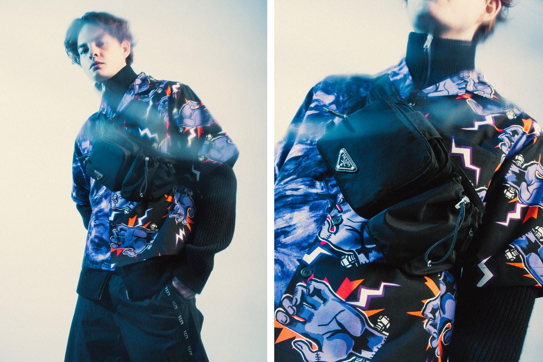 Prada Fall Winter 2019 Collection Mens Fashion