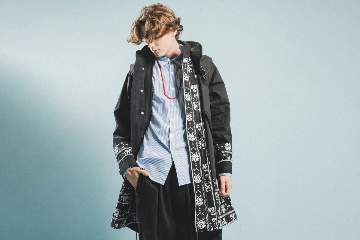 New Deliveries: Sacai Fall/Winter 2019 Collection