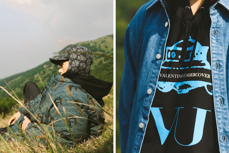 Valentino Undercover Collaboration 2019 Mens