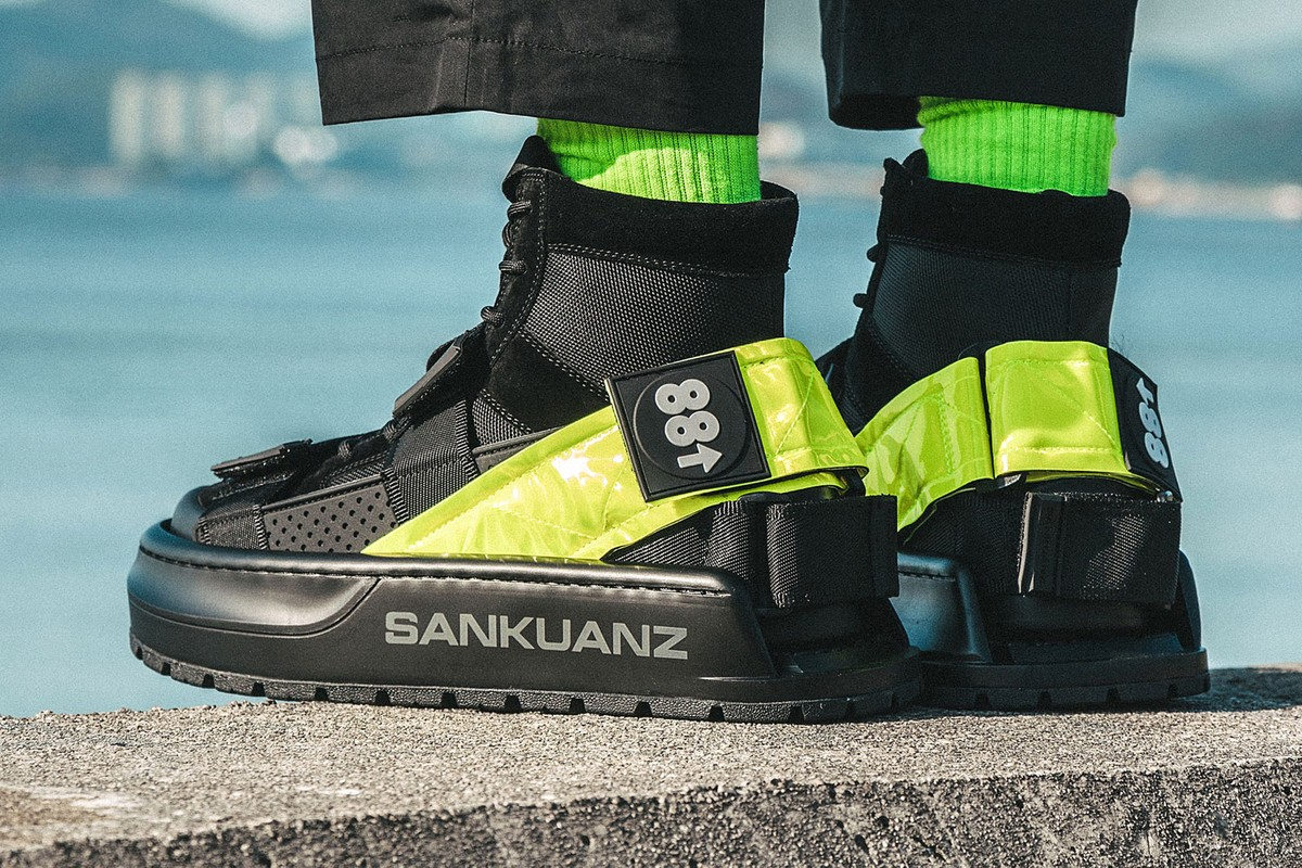Special Release: Sankuanz x 88rising Chunky Sneaker Protector