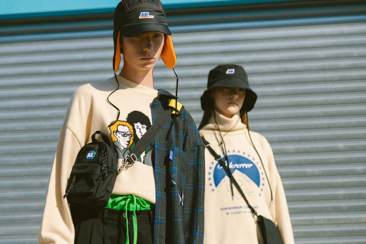 "New Arrivals: ADER error Fall/Winter 2019 ""Film In Fashion"" Collection"
