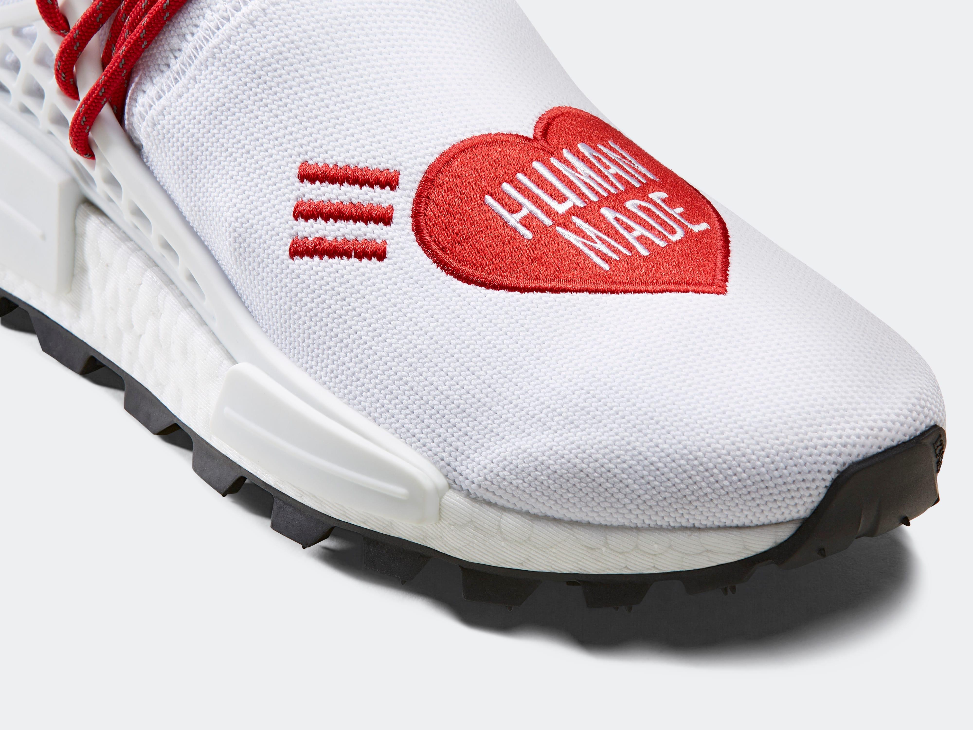 Human Race x Human Made Sneaker Capsule