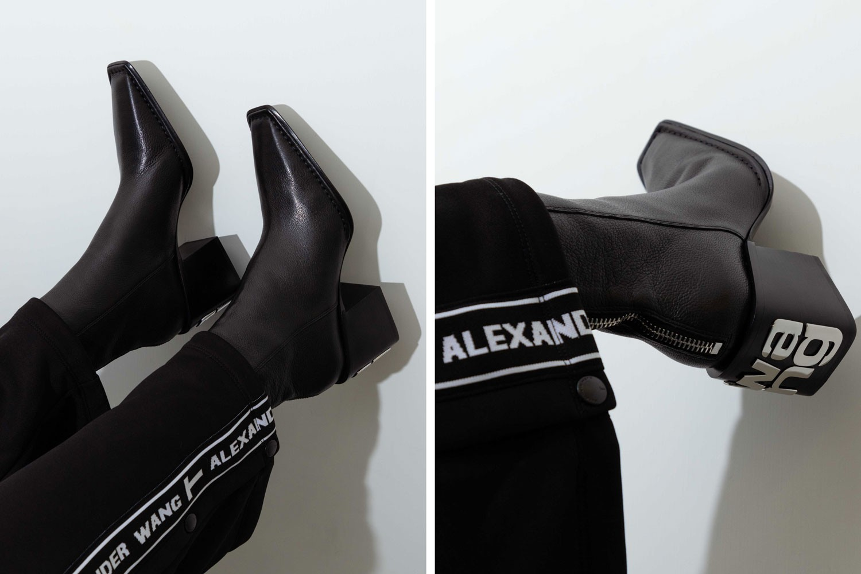 2019 womens street fashion boots alexander wang