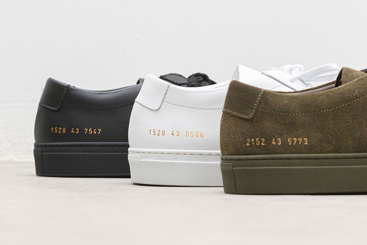 New Arrivals: Common Projects Sneakers