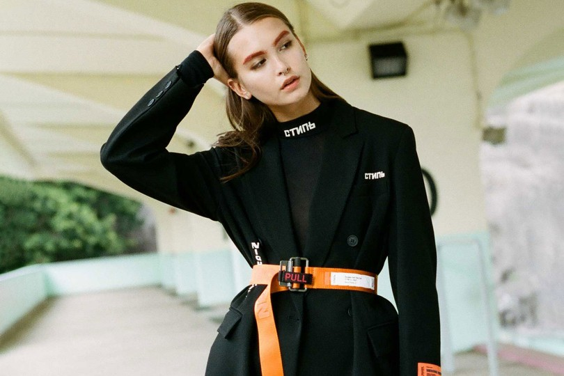 "New Deliveries: Heron Preston Fall/Winter 2019 ""Night Shift"" Collection"