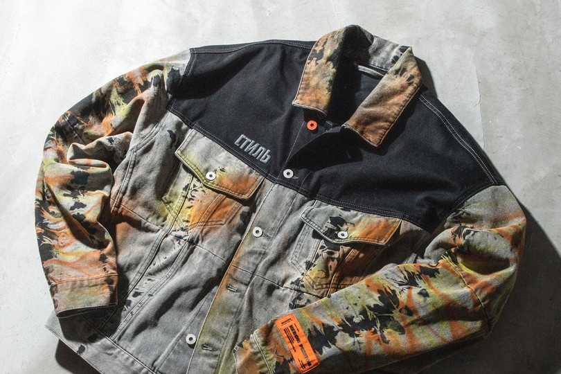 New Deliveries: Heron Preston Fall/Winter 2019 Collection