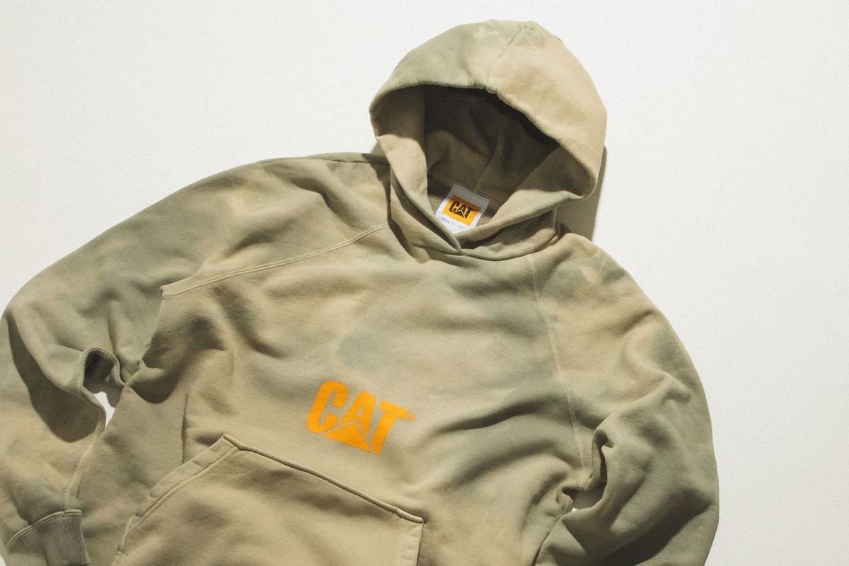 Special Release: John Elliot x Caterpillar Collaboration
