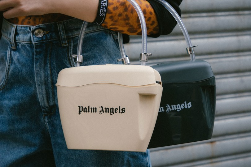 New Deliveries: Palm Angels Padlock Bag