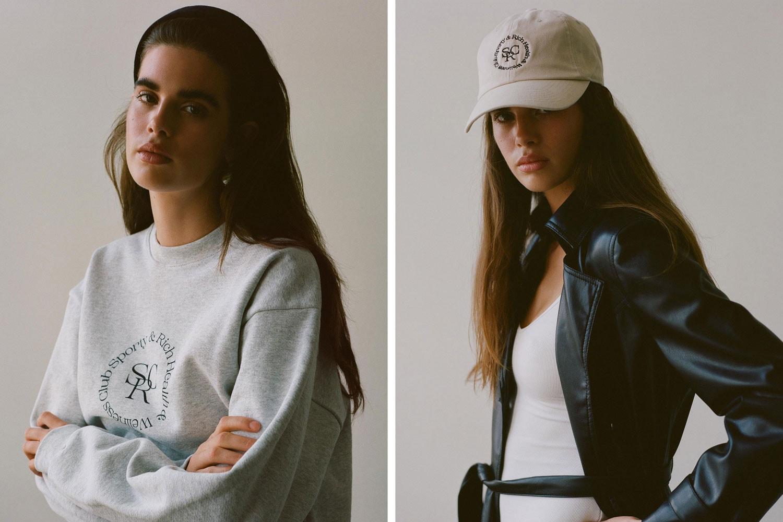 2019 womens fashion Emily Oberg Sporty&Rich
