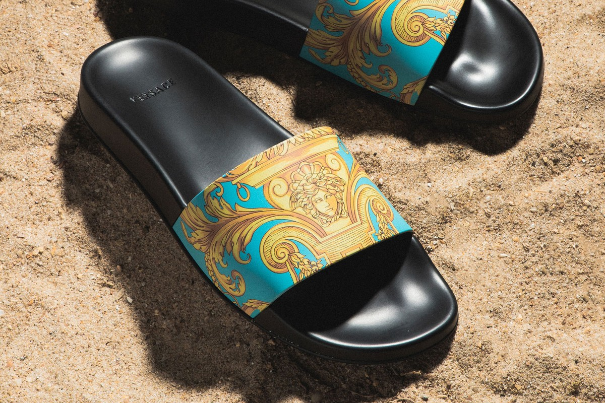 New Deliveries: Versace Fall/Winter 2019 Collection