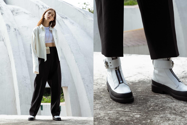 Chloé Footwear Blake Sneaker Bea Chelsea Boot