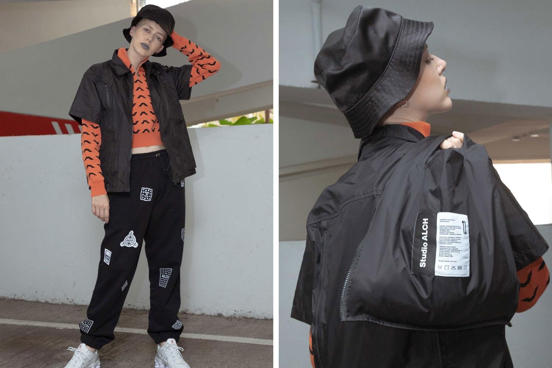2019 womens street fashion mini swoosh alch